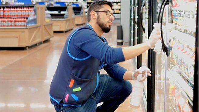 Walmart Starts Taking Employee Temperatures