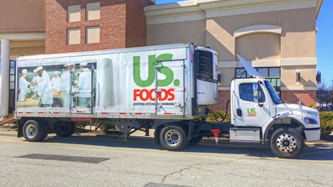 US Foods Provides Distribution Support to Retailers Nationwide