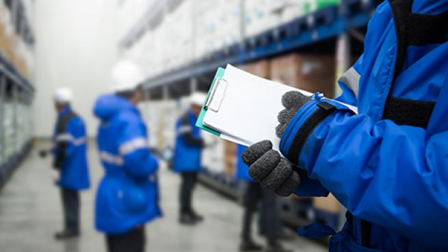 Increasing Demand for Industrial Cold Storage
