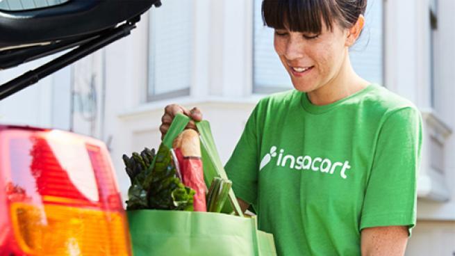 Instacart Distributes Employee Safety Kits