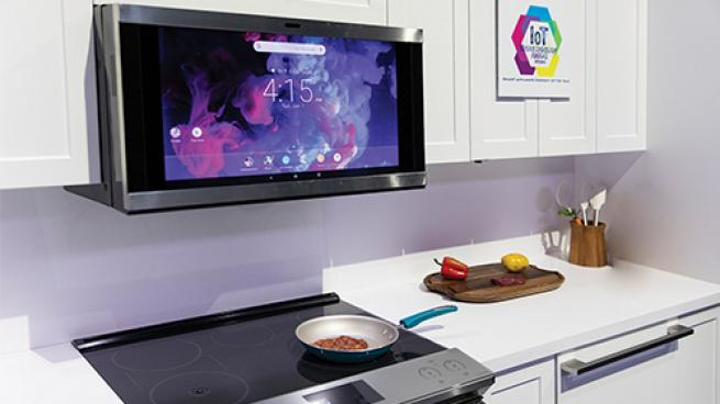 Digital-First Grocery: Kitchen Technology