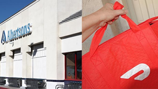 Albertsons, DoorDash Aid United Way Home Delivery Program