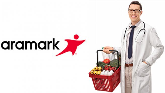 Aramark Brings Pop-Up Groceries to Hospitals