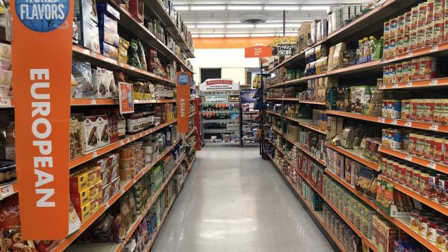 Pantry Loaders Boost Food Sales at Big Lots