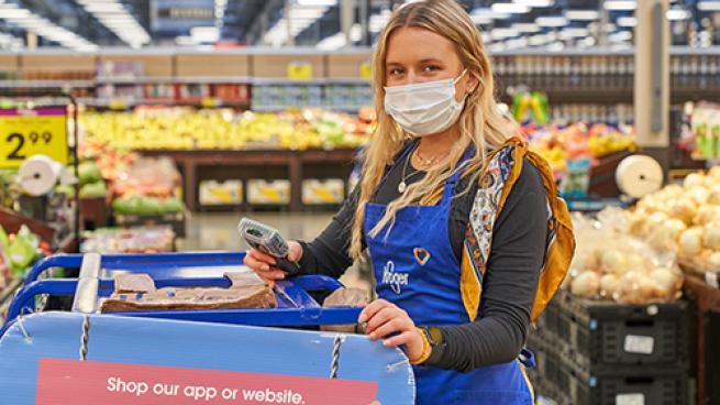 Kroger Boosts Employee Pandemic Bonuses