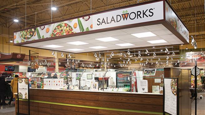 Ask a Chef: Saladworks Enters Supermarket Produce Sections