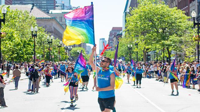 Stop & Shop Proud of Pride Commitment