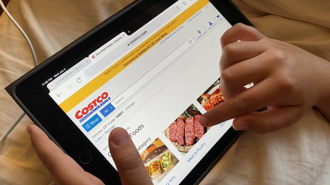Costco E-Commerce Sales Up 108% in May