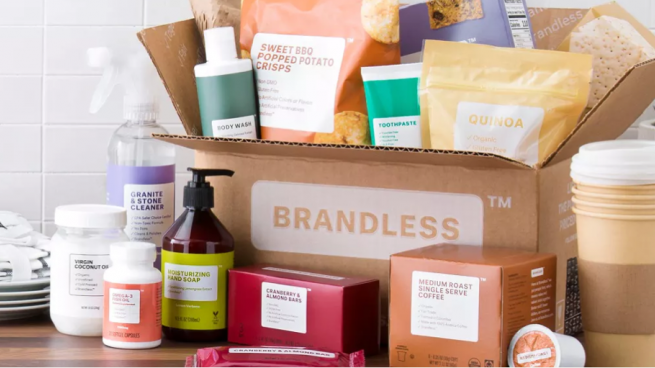 Say Hello (Again) to Brandless