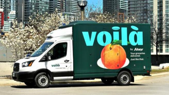 Violà by Sobeys Home Delivery Debuts