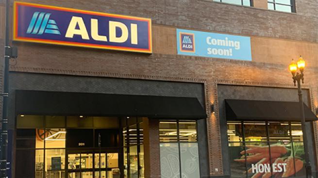 PETA Names Aldi Top Grocer