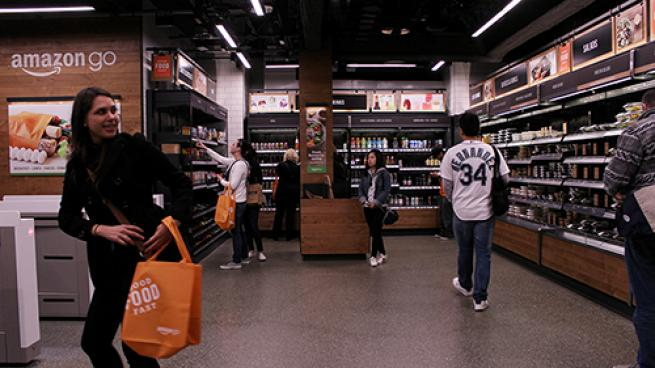 Amazon Eyes New Grocery Stores for Philadelphia Area