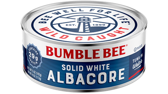Bumble Bee Solid White Albacore Tuna