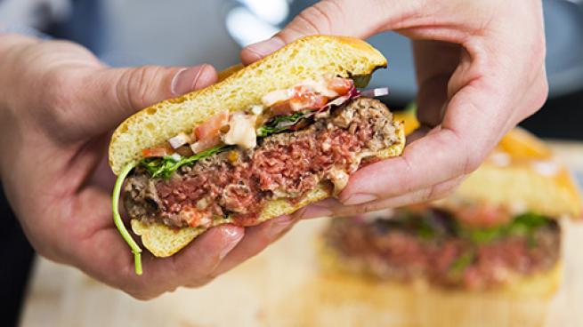 Impossible Burger Makes its Walmart Debut