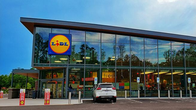 Lidl Pressures Rivals to Slash Prices