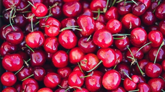 GrubMarket Now Major Supplier of California Cherries