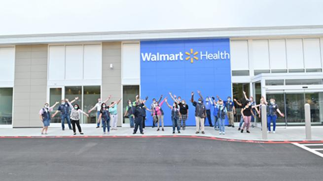 Walmart Plans at Least 6 Atlanta Health Centers