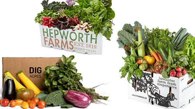 FreshDirect Supports Community Agriculture