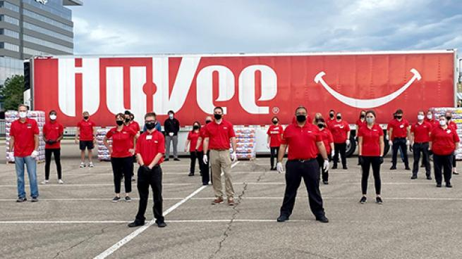Hy-Vee Helping Employees, Families Go to College