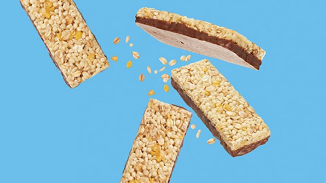 Nutrition Bars Aren't Just for Dedicated Athletes