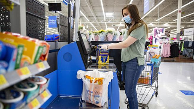 Target, Walmart, CVS Look 'Beyond the Bag'