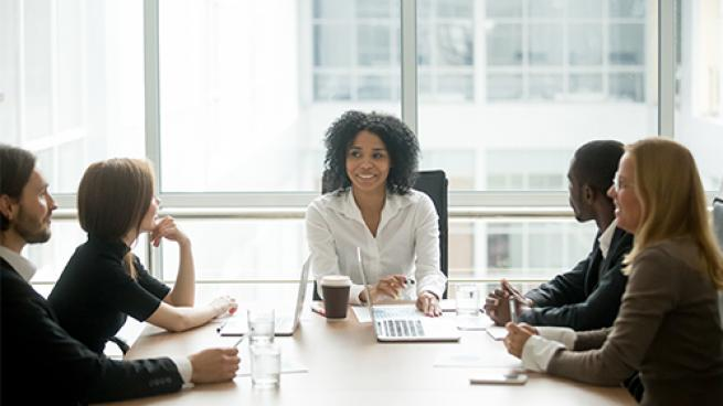 Women Joining Boards of Directors at a Faster Rate