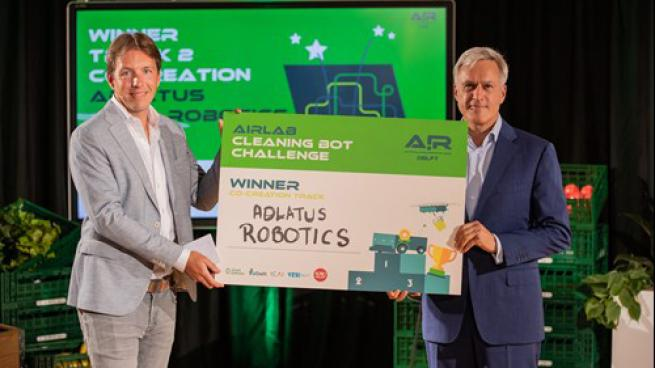 Ahold Delhaize Chooses Best Cleaning Robots