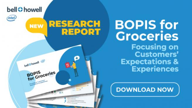 BOPIS for Grocery