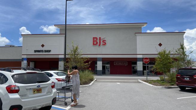 Digital Sales Soar 300% at BJ's Wholesale