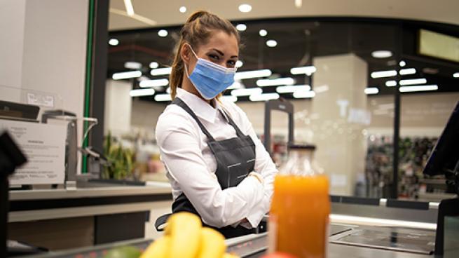 Grocery Store Associates as Mental Health Workers