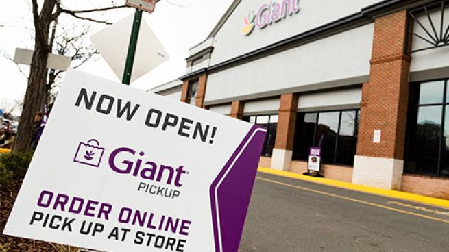 Giant Food Powers Through Pandemic To Open New Store