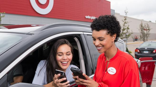 More Eye-Popping Sales Growth for Target