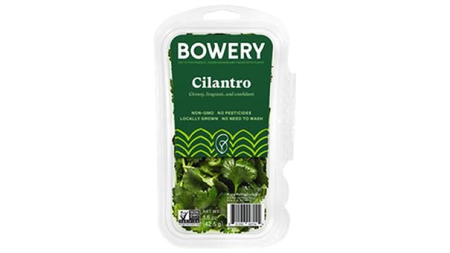 Bowery Farming Cilantro
