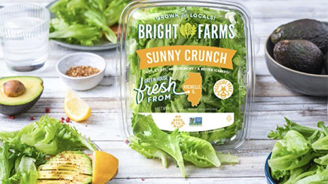 BrightFarms Expands Chicagoland Greenhouse