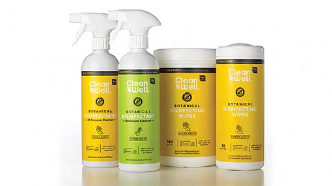 CleanWell® Botanical Disinfectants