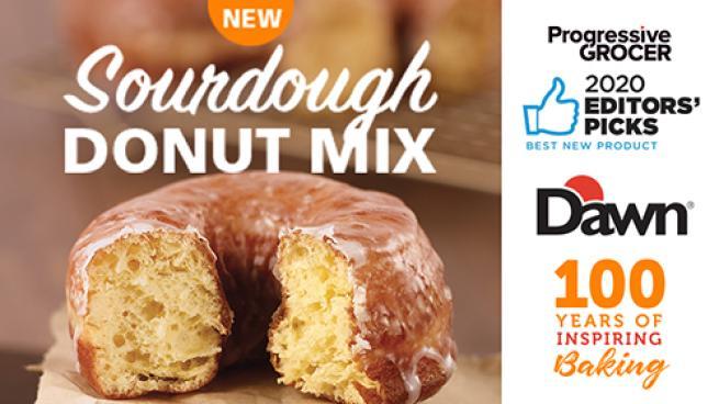 Sourdough Donut Mix