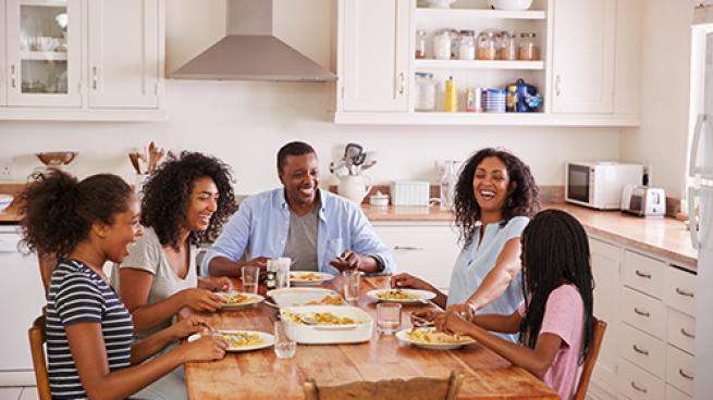 National Family Meals Month Wraps Up