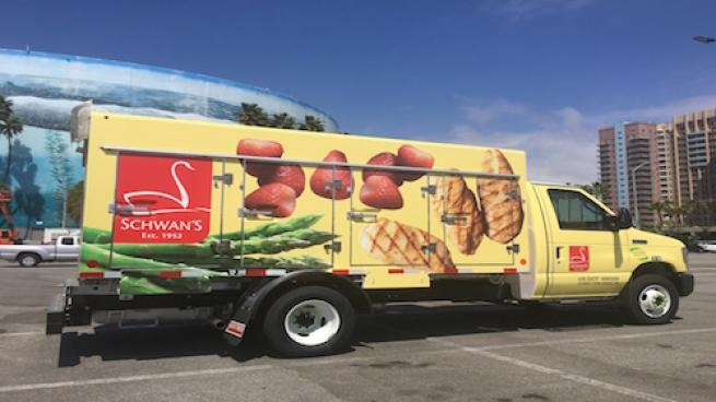 Schwan's Home Delivery Adopts Automated Inventory Tech