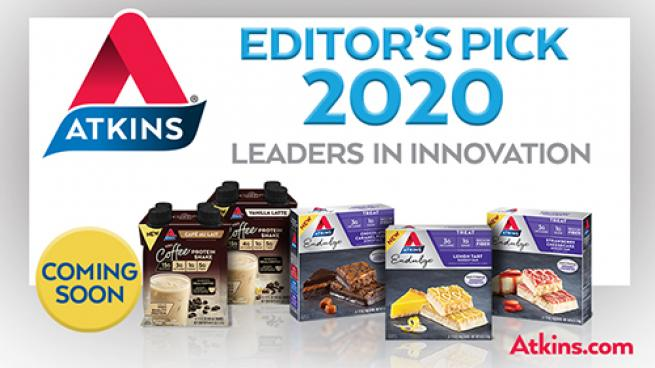 Atkins New Product Innovations
