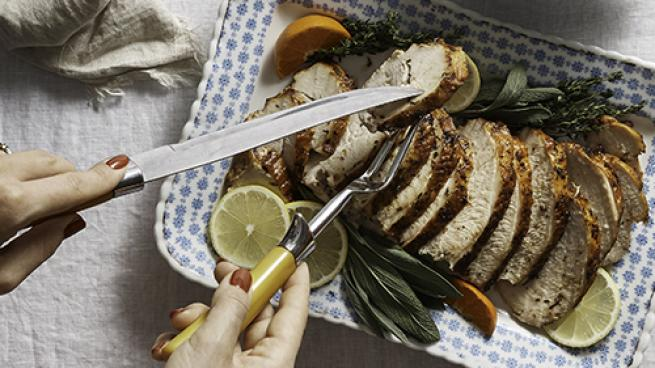 Blue Apron Launches Its 1st Thanksgiving 'Feast'