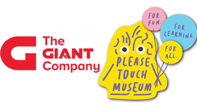 The Giant Co. Supports Philly Children's Museum