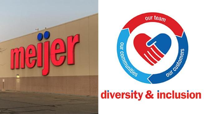 Meijer Prioritizes Inclusivity on Store Shelves