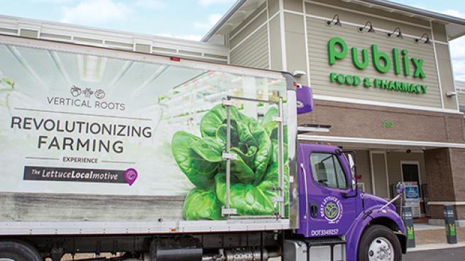 Publix Cultivates Hydroponic Offerings