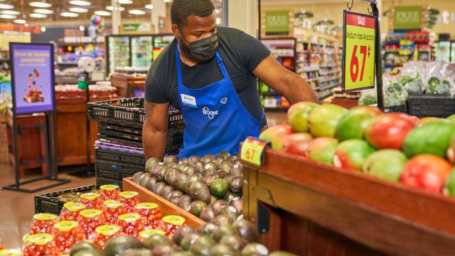 Supercharged Sales Growth at Kroger
