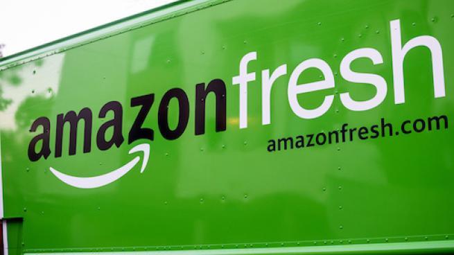 amazon fresh delivery