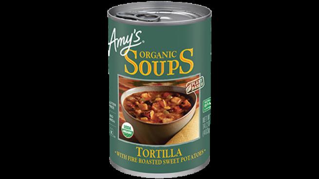 Amy's Organic Tortilla Soup