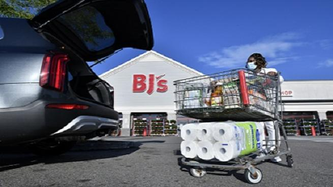 BJ's Now Offering Fresh and Frozen Items for Pickup at All Stores
