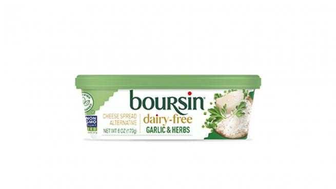 Boursin Dairy-Free Cheese Spread Alternative