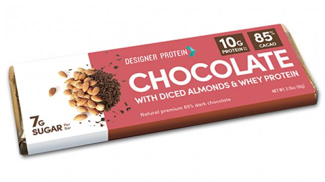 Designer Chocolate Bars