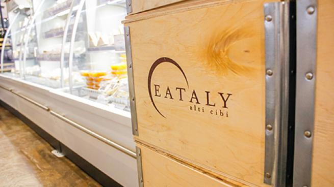 Eataly Now Part of Mercato's Digital Platform